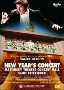 New Year's Concert in St. Petersburg - DVD