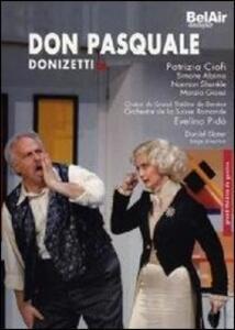 Gaetano Donizetti. Don Pasquale di Daniel Slater - DVD