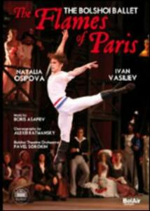 Boris Asafyev. The Flames of Paris di Vincent Bataillon - DVD