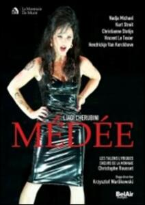 Luigi Cherubini. Médée (2 DVD) di Krzystztof Warlikowski - DVD