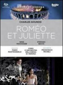 Charles Gounod. Romeo et Juliette (2 DVD) di Francesco Micheli - DVD
