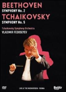 Vladimir Fedoseiev al Musikverein. Vol. 2. Sinfonia n. 2 - DVD