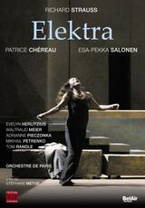 Film Richard Strauss. Elettra. Elektra