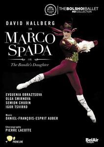 Daniel François Esprit Auber. Marco Spada - DVD