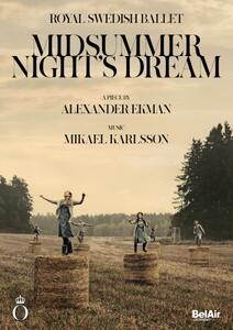MidSummer Night's Dream (DVD) - DVD