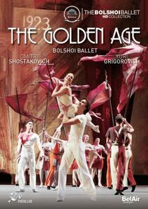The Golden Age (DVD) - DVD