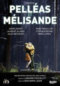 Pelléas et Mélisande (2 DVD) - DVD