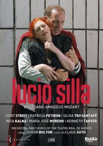 Lucio Silla (2 DVD) - DVD