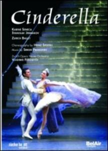 Sergei Prokofiev. Cenerentola. Cinderella - DVD