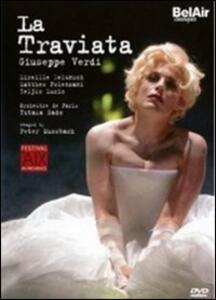 Giuseppe Verdi. La Traviata di Peter Mussbach - DVD