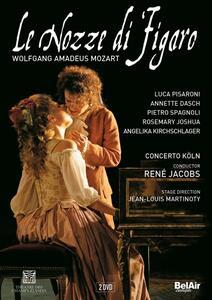 Le nozze di Figaro (DVD) - DVD