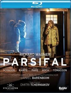 Richard Wagner. Parsifal di Dmitri Tcherniakov - Blu-ray