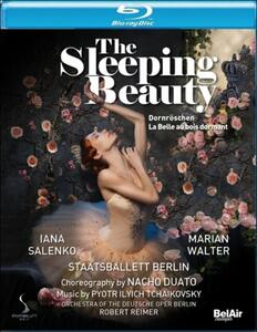 Pyotr Ilyich Tchaikovsky. The Sleeping Beauty. La bella addormentata - Blu-ray