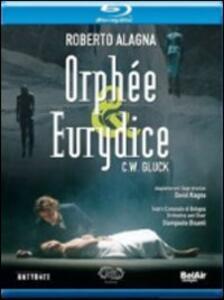 Christoph Willibald Gluck. Orphée et Eurydice. Orfeo e Euridice di David Alagna - Blu-ray