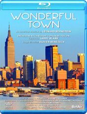 Film Wonderful Town (Blu-ray)