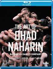 Film The Art Of Ohad Naharin: Naharin's Virus, Last Work (Blu-ray)