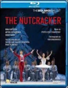Pyotr Ilyich Tchaikovsky. The Nutcracker. Lo schiaccianoci - Blu-ray