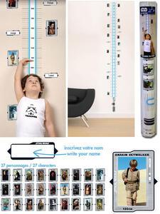 Sticker Gigante Cresci con Star Wars