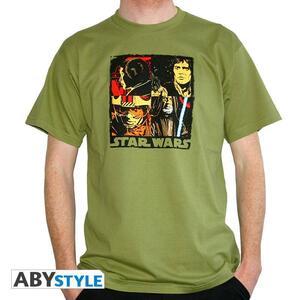 T-Shirt Basic Star Wars. Pop Art