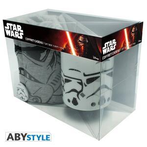 Star Wars. Pck Galactic Empire Sport Grey (Ts141 + Mug034 + Badge)