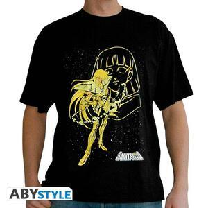 T-Shirt Basic Saint Seiya. Virgo Shaka