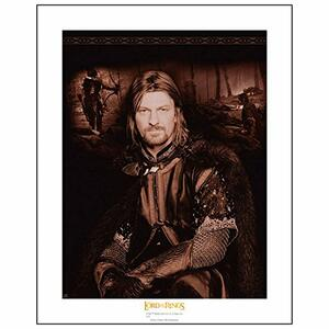 Lord of the Ringss Collector Artprint. Boromir - 2