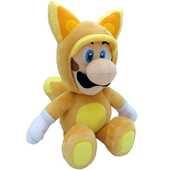 Giocattolo Peluche Luigi Volpe Nintendo