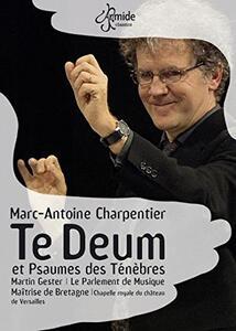 Marc-Antoine Charpentier. Te Deum - DVD