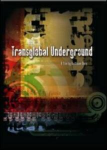Transglobal Underground. Freedom Now - DVD