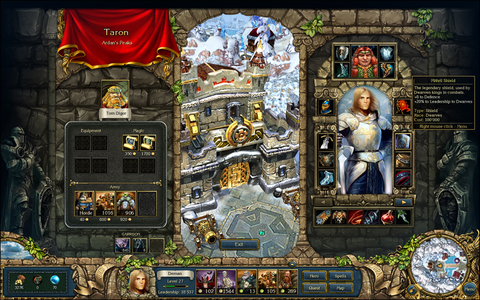 Videogioco King's Bounty: The Legend Personal Computer 5