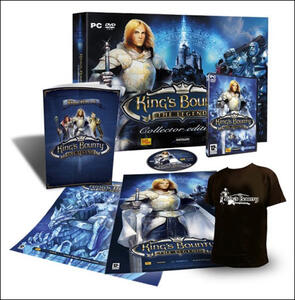 King's Bounty: The Legend Collector Edition - 2