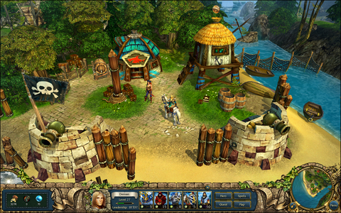 Videogioco King's Bounty: The Legend Collector Edition Personal Computer 2