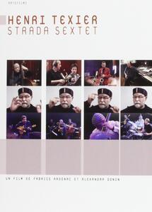 Henri Texier Strada Sextet. Un Film Di F.radenac - DVD