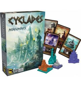 Cyclades. esp. Monuments - 2