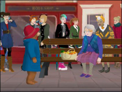 Videogioco Paddington: Adventures in London Nintendo 3DS 7