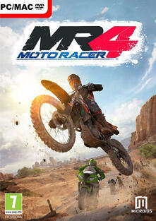 Just for Games Moto Racer 4 videogioco PC Basic Tedesca, Inglese, ESP, Francese, ITA