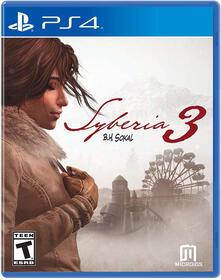 Activision Syberia 3, PS4 videogioco PlayStation 4 Basic ITA