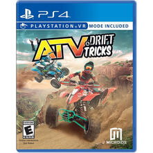 Microids ATV Drift & Tricks VR, PS4 videogioco PlayStation 4 Basic Inglese