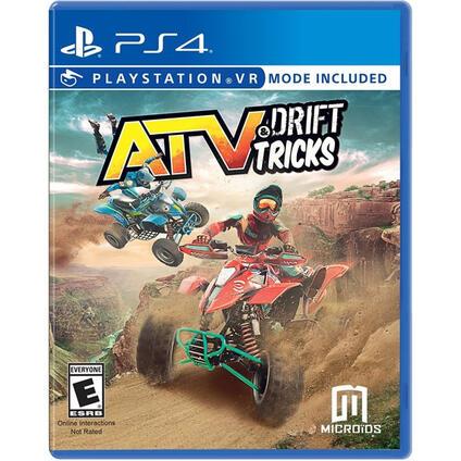 Microids ATV Drift & Tricks VR, PS4 videogioco PlayStation 4 Basic Inglese