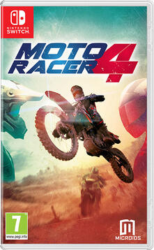 Activision Moto Racer 4, Switch videogioco Nintendo Switch Basic ITA