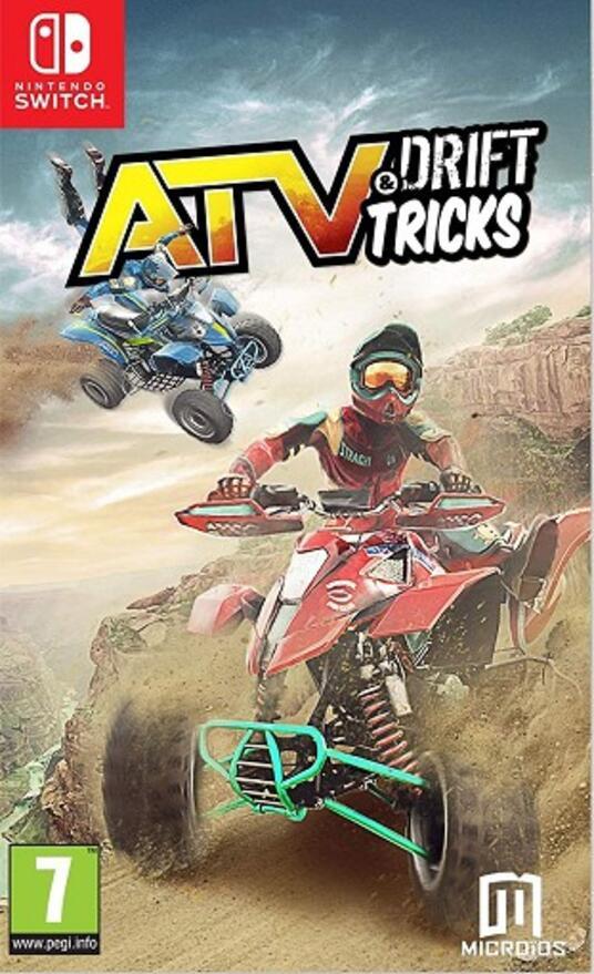 ATV Drift Tricks - Switch [French Edition]