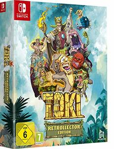 Toki Collector s Edition SWITCH