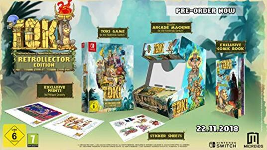 Toki Collector s Edition SWITCH - 2