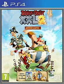 Asterix Obelix XXL 2 Edition Limitee PS4