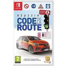 Reussir Code de la Route SWITCH