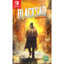 Activision Blacksad: Under the Skin, Switch videogioco Nintendo Switch Basic Inglese