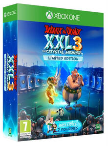 Activision Asterix & Obelix XXL3: The Crystal Menhir, Xbox One videogioco Limited Inglese