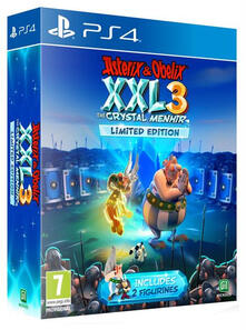 Activision Asterix & Obelix XXL3: The Crystal Menhir, PS4 videogioco PlayStation 4 Limited Inglese