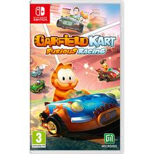 Activision Switch Garfield Kart Furious Racin