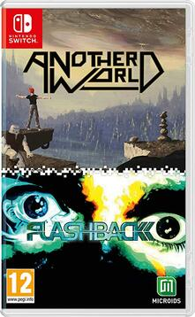 4side Switch Another World / Flashback